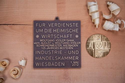 125 Jahre Schreinerei Vogler